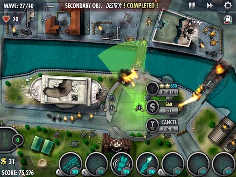 Скачать бесплатно iBomber Defense Pacific