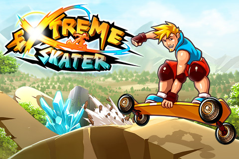 Скачать бесплатно Extreme Skater