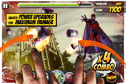 Скачать бесплатно Marvel KAPOW