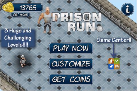 Скачать бесплатно Prison Run
