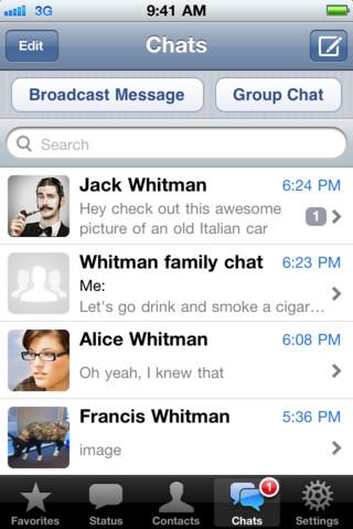 скачать бесплатно WhatsApp Messenger