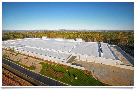 iCloud будет работать на биогазе
