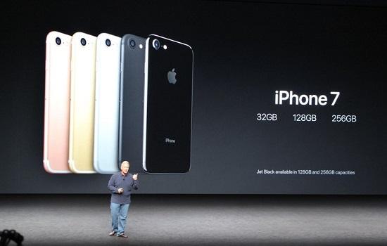 стоимость iphone 7 в сша