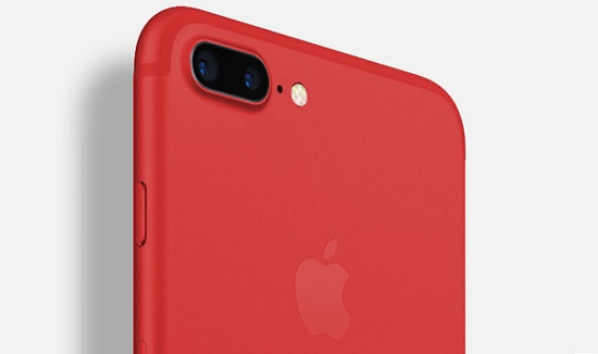 red-iphone-7