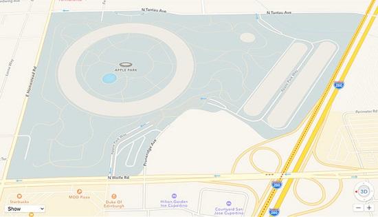 apple-park-maps