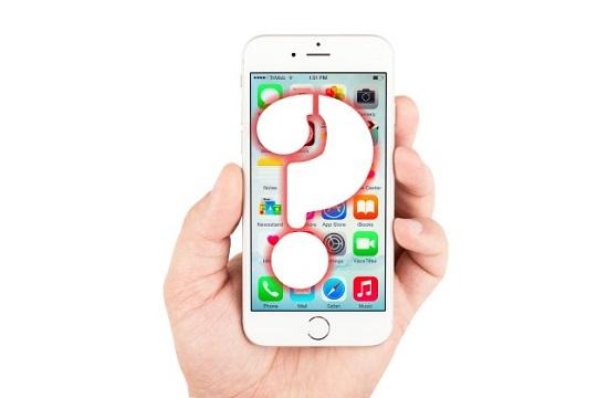 iPhone hardware problem