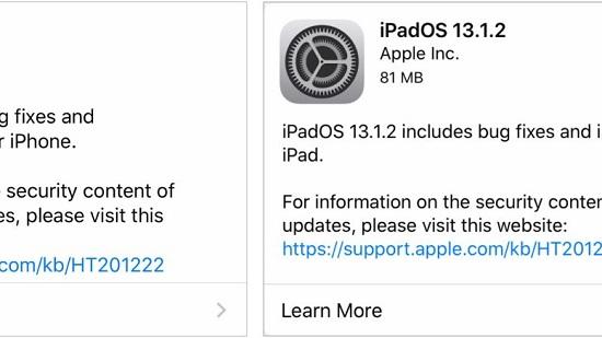 iOS-iPadOS-13.1.2