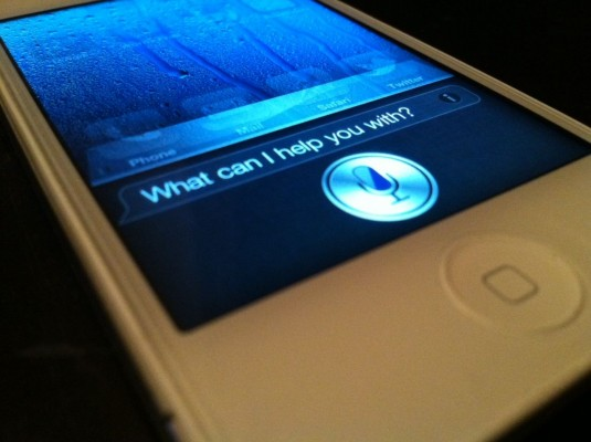 Siri и iPhone 4S