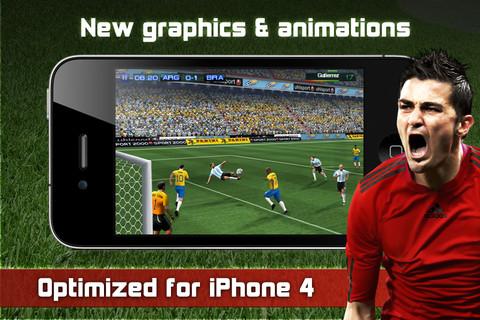 Скачать бесплатно Real Football 2011