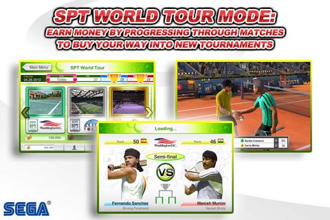 Скачать бесплатно Virtua Tennis Challenge