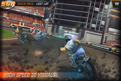 Скачать бесплатно Speedway GP 2011
