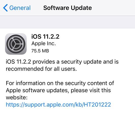 iOS-11.2.2
