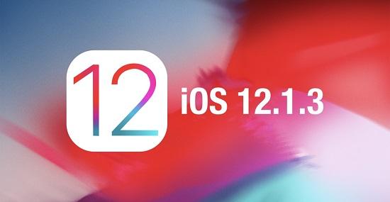 iOS-12-1-3